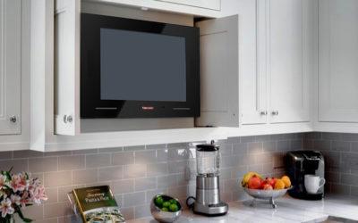 Новые ТВ для кухни